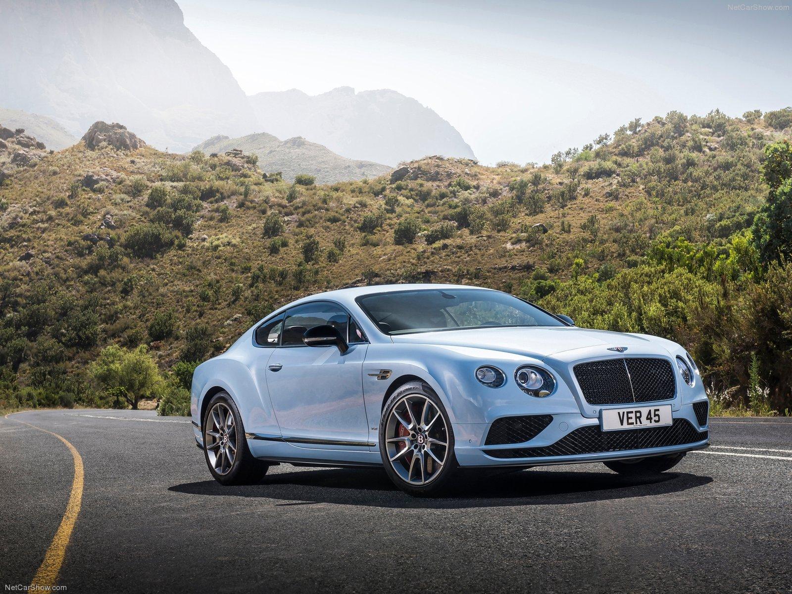 Hình ảnh xe ô tô Bentley Continental GT V8 S 2016 & nội ngoại thất