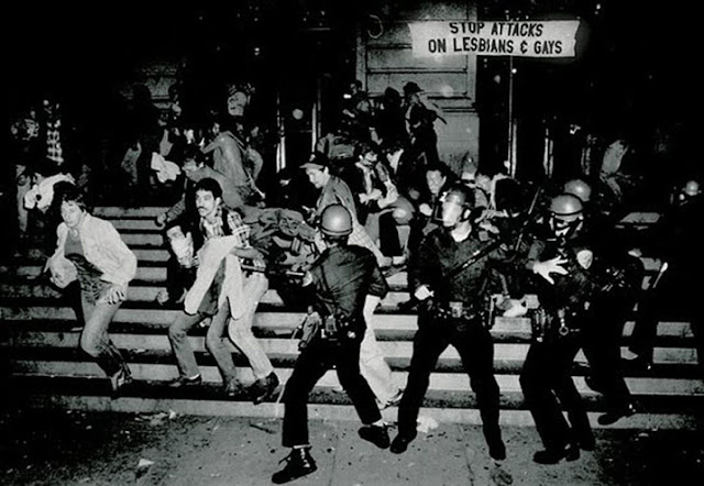from Sam stonewall new york gay june riot