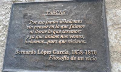 Filosofía de las Tascas en Jaén