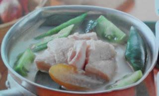 Resep Sup ikan Gurih