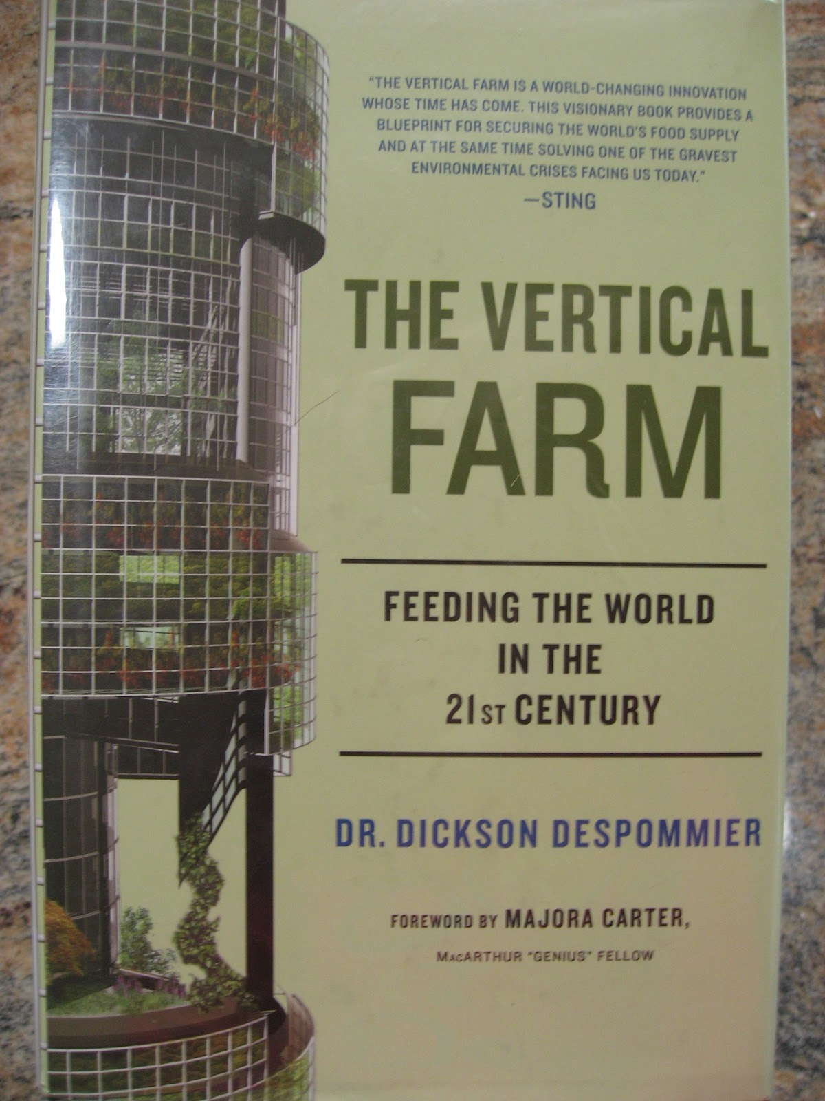 despommier vertical farm essay