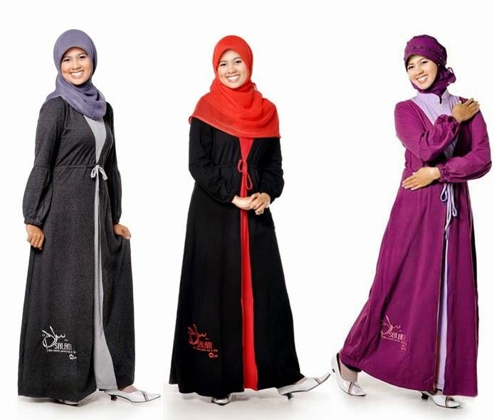 Baju Muslim Gamis Mutif 16 26 66
