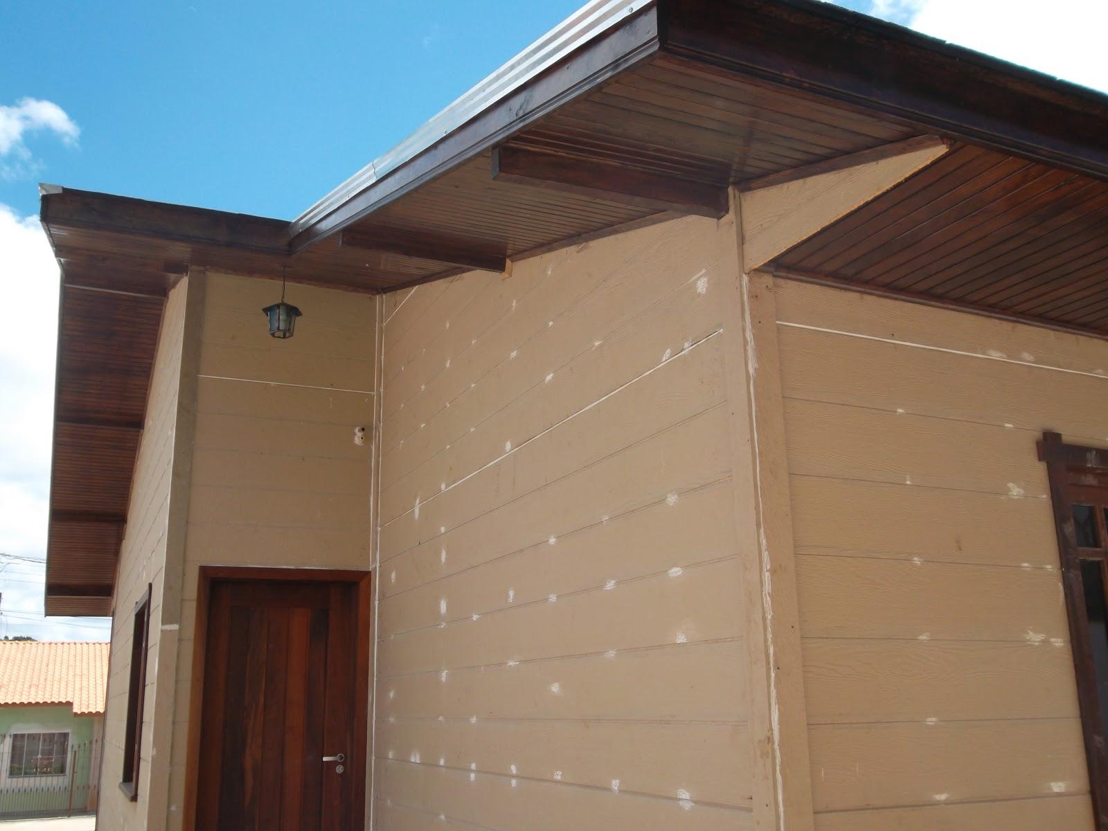 #1C79AF Casinha pintadinha rsrs adoramos os forros cor de imbuia! 1600x1200 px sonhar banheiro grande