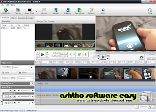 VideoPad Video Editor 2.22 With Serial