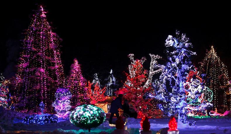 Un mundo en paz el mundo recibe la navidad - Fotos de decoraciones de navidad ...