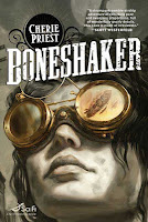 boneshaker by cherie priest book cover