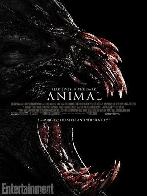 Quái Thú Rừng Thiêng - Animal (2014) Vietsub