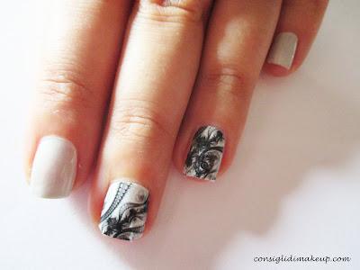 Nail art: Fast nail art
