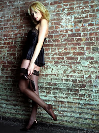 Stay-up RHT Stockings, Thigh Highs with Reinforced Heel and Toes