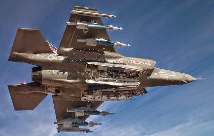 pesawat tempur canggih f35