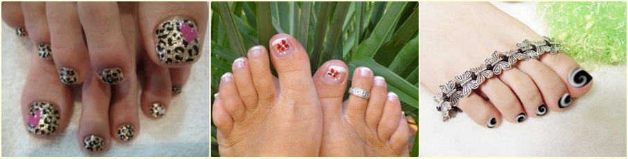 Cuerpo&Mente: Pintado de uñas de pies