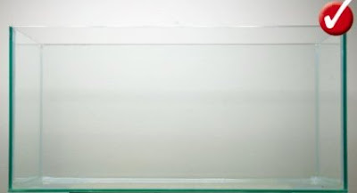 Aquarium 60 x 30 x 30cm