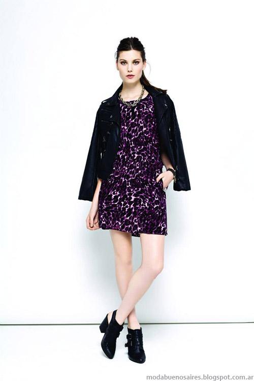 Vestidos invierno 2015 moda mujer Koxis.