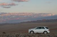 2011 Mercedes-Benz M-Class ML 250 BlueTEC exterior (W 166)