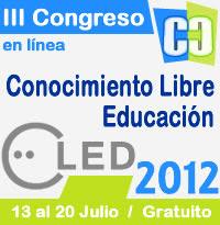 III Congreso CLED 2012