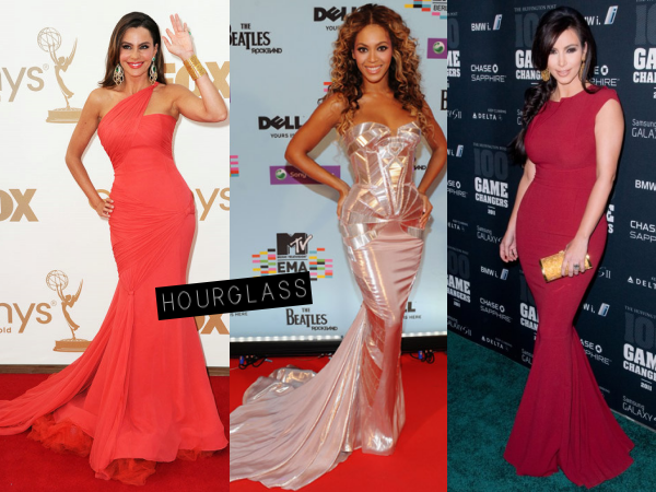 Best prom dress for hourglass figure