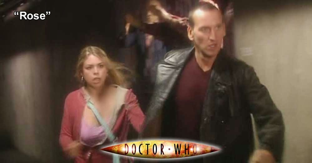 Doctor Who 157: Rose