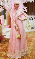 Model Dress Muslim Kebaya Terbaru