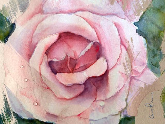 rosa-con-acuarelas-fotomontaje