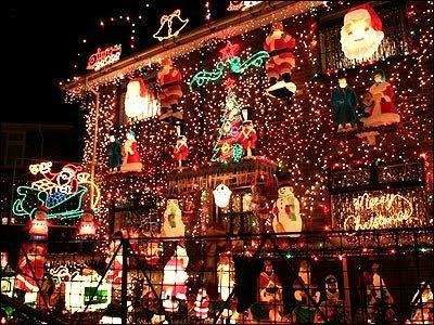 luces+de+navidad Imagenes de luces navideñas.