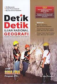 toko buku rahma: buku DETIK-DETIK UJIAN NASIONAL GEOGRAFI TAHUN 2013/2014 UNTUK SMA PROGRAM IPS, pengarang fenti rahayu, penerbit intan pariwara