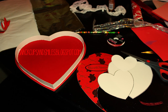 homemade valentines decoration #diy #crafts #holidaydecoration #valentines #repurpose #reuse #recycle
