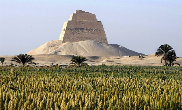 Pyramid Meyduma