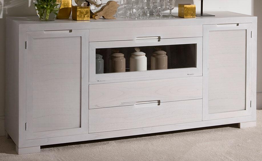 una idea excelente para poder lucir los muebles con el acabado que desees para cada sitio de tu casa es comprar los muebles en crudo