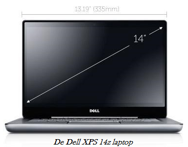 Dell notebook for journalist