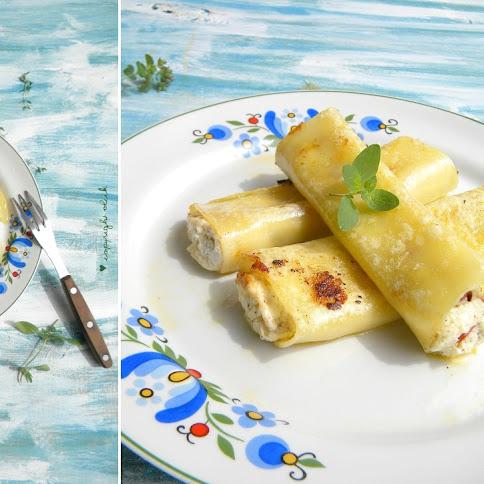 Cannelloni z ruskim farszem