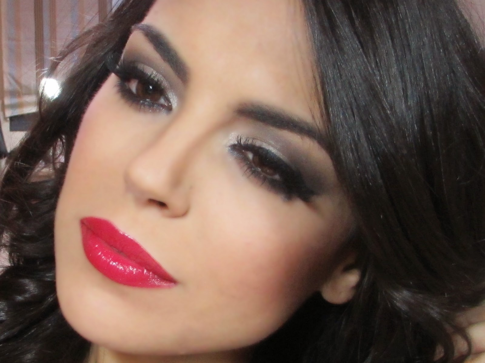 Colors on top blog de belleza y maquillaje blogger castellon maquilladora profesional pin - Maquillage pin up ...