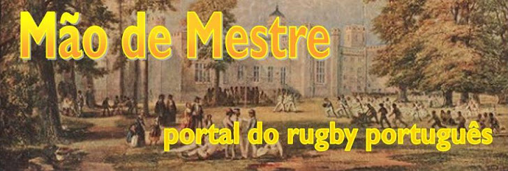 MÃO DE MESTRE