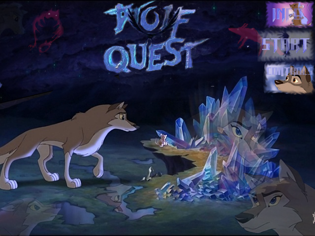 game wolf quest