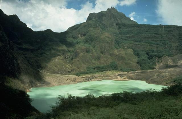 8 Gunung Berapi Aktif Terdahsyat Di Indonesia