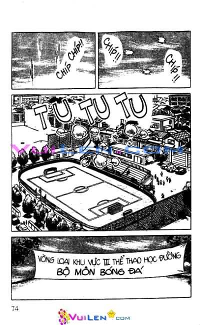 Jindodinho - Đường Dẫn Đến Khung Thành III  Tập 4 page 74 Congtruyen24h