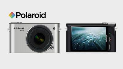 Polaroid iM1836, new polaroid camera, mirrorless camera