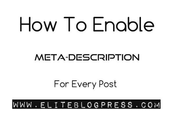 enable-meta-description-in-blogger
