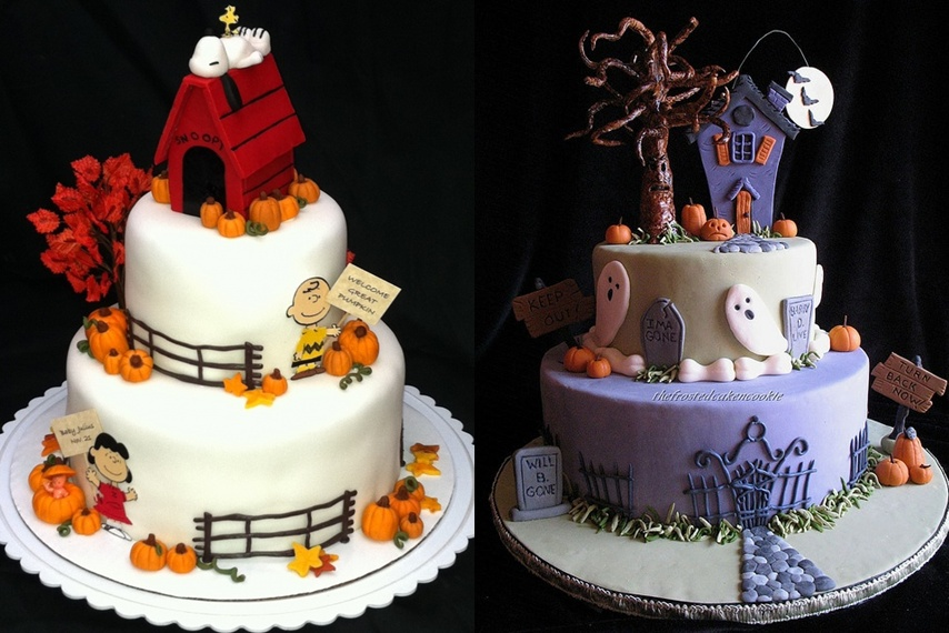 Halloween Cake Decorations Nz : Pop Culture And Fashion Magic: Easy Halloween food ideas ...