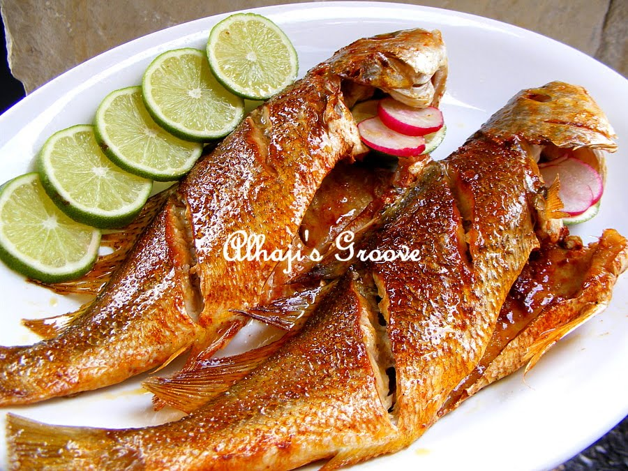 korean yellow croaker fish recipe