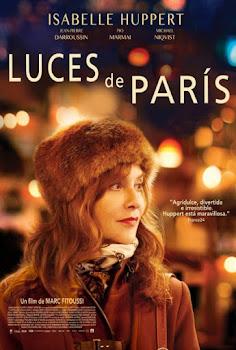 Luces de París Poster