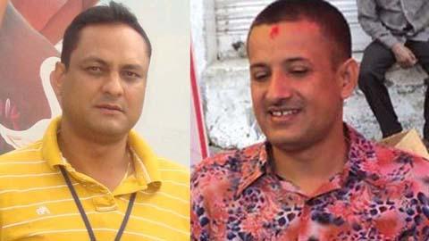 महाशाखमा एसएसपी खनाल र परिसरमा अधिकारी