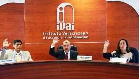 Consejeros del IVAI pelean por dinero para viajes en avión y lujosos hoteles