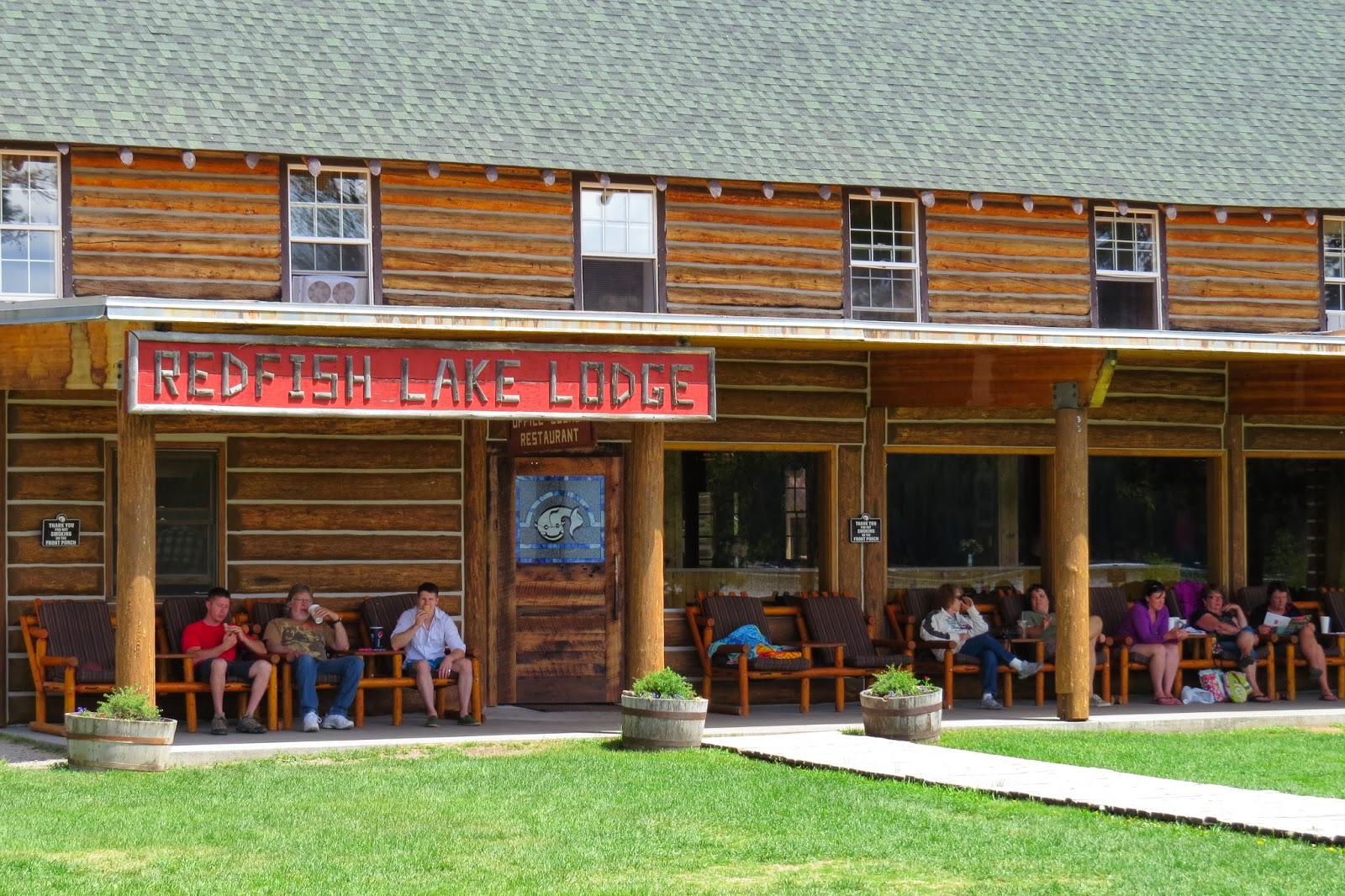 Redfish Lake Lodge in Stanley, Idaho