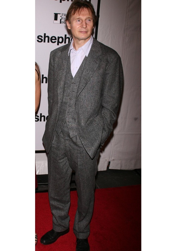 celebrity heights how tall are celebrities heights of celebrities how tall is liam neeson. Black Bedroom Furniture Sets. Home Design Ideas