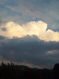 il cielo impetuoso
