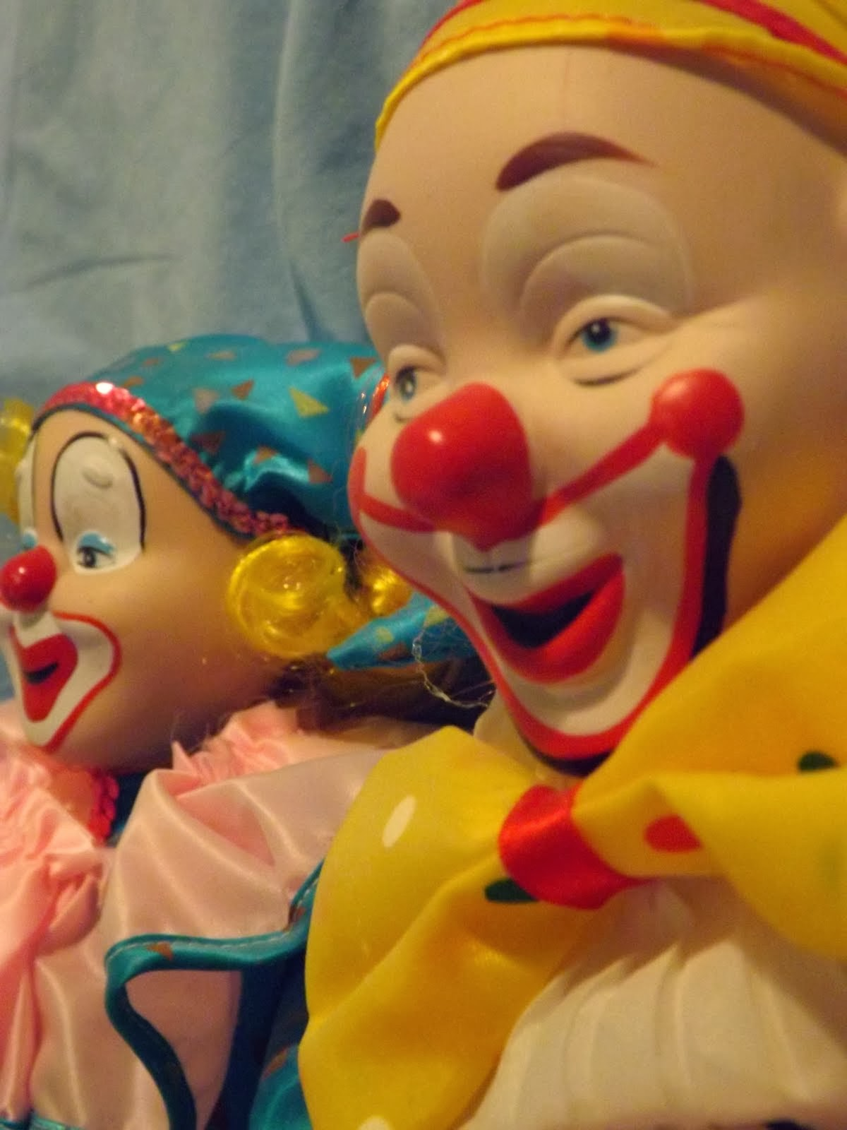10 CLOWN FACTS for INTERNATIONAL CLOWN WEEK