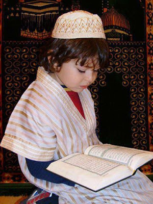 Very Beautiful and Cute Kids - Reciting Holy Quran - Cute Kids Children Reading Quran Beautifully