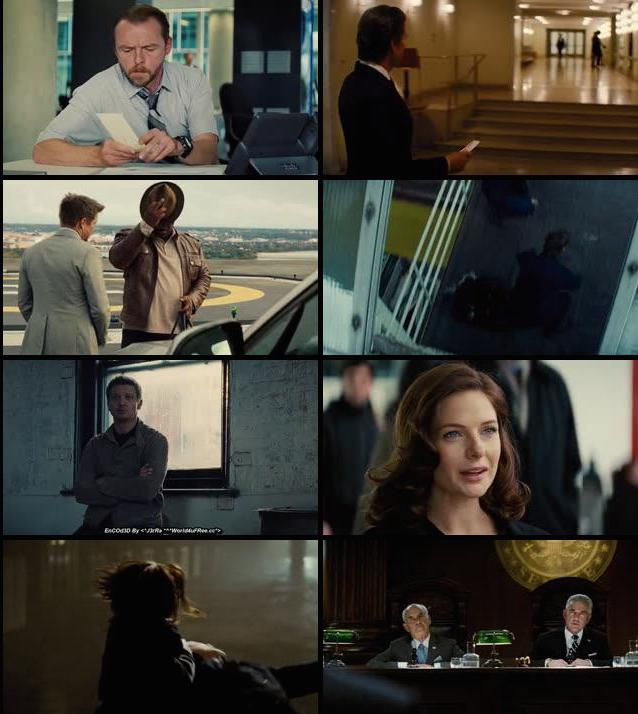 Mission Impossible Rogue Nation 2015 BRRip 480p ESub