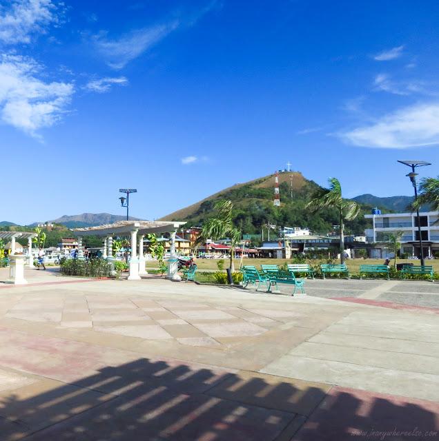 Mt. Tapyas in Coron, Palawan