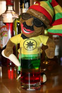 shot Bob Marley